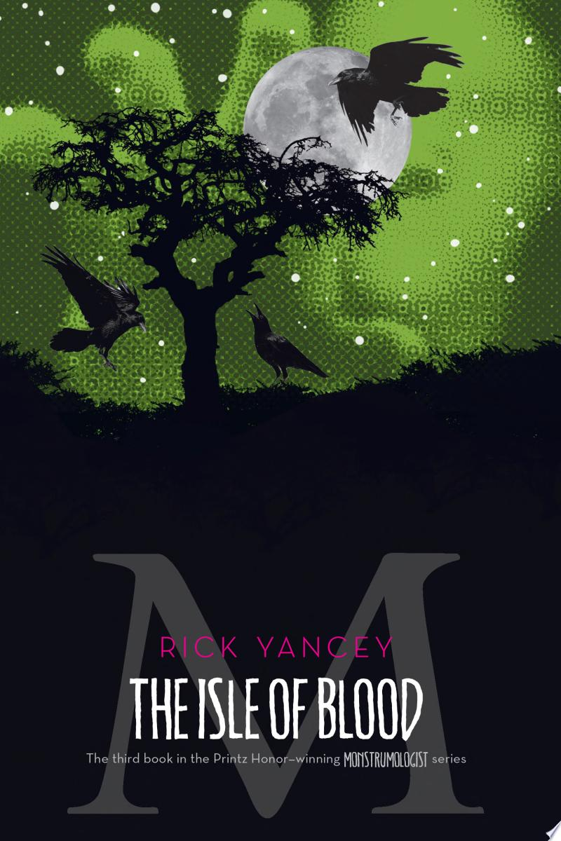 The Isle of Blood banner backdrop