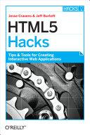 HTML5 Hacks [Pdf/ePub] eBook