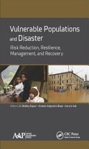Vulnerable Populations And Disaster Book PDF