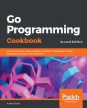 Go Programming Cookbook