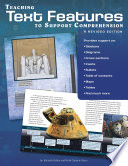 Teaching Text Features to Support Comprehension