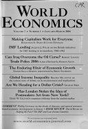 World Economics Book PDF