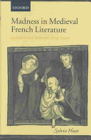 Madness in Medieval French Literature