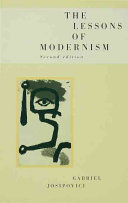 The Lessons of Modernism