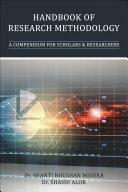 Handbook of Research Methodology [Pdf/ePub] eBook