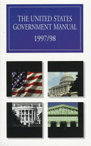 The United States Government Manual 1997/1998