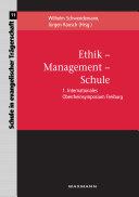 Ethik - Management - Schule