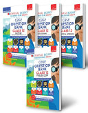Oswaal CBSE Question Bank Class 12  Set of 4 Books  English  History  Geography  Political Science  Combined   Updated for Term 1   2
