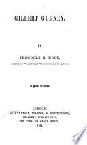 Gilbert Gurney     A new edition Book PDF