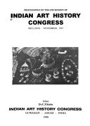 Proceedings of the 6th Session of Indian Art History Congress  Shillong  November 1997 Book
