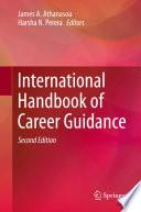 """International Handbook of Career Guidance"" by James A. Athanasou, Harsha N. Perera"
