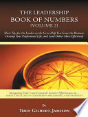 The Leadership Book of Numbers  Volume 2 Book