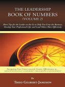 The Leadership Book of Numbers, Volume 2 Pdf/ePub eBook