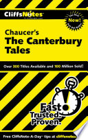 CliffsNotes on Chaucer s The Canterbury Tales Book PDF