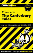 CliffsNotes on Chaucer s The Canterbury Tales