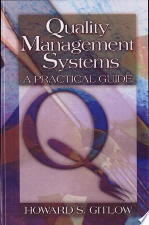 Download Quality Management Systems Free Books - Dlebooks.net