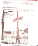 Material History Bulletin