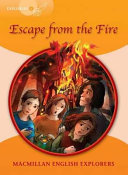 Books - Escape From The Fire | ISBN 9781405060189