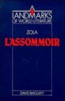 Emile Zola: L'Assommoir