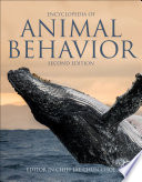 Encyclopedia of Animal Behavior Book
