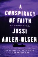 A Conspiracy of Faith Book