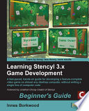 Learning Stencyl 3  X Game Development  Beginner s Guide Book PDF