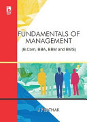 Fundamentals of Management (For B.Com, BBA, BBM and BMS) [Pdf/ePub] eBook