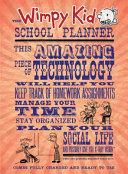 The Wimpy Kid School Planner 2018-2019