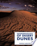 Geomorphology of Desert Dunes Book