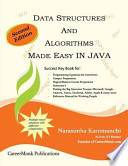 Data Structures and Algorithms Made Easy in Java  : Data Structure and Algorithmic Puzzles, Second Edition
