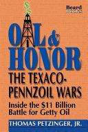 Oil & Honor