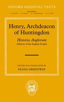 Historia Anglorum