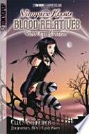 Vampire kisses - blood relatives