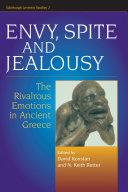 Envy, Spite and Jealousy Pdf/ePub eBook