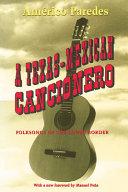 A Texas Mexican Cancionero