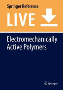 Electromechanically Active Polymers Book