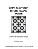 Let's Quilt Our Rhode Island Town