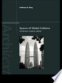 Spaces of Global Cultures Book