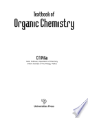 Textbook of Organic Chemistry Book
