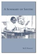 A Summary of Savitri