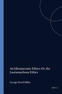 Pdf An Idiosyncratic Ethics