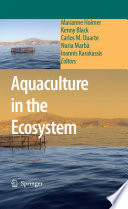 Aquaculture in the Ecosystem Book