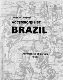 Accessions List Brazil