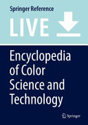 Encyclopedia of Color Science and Technology