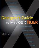 Designer s Guide to MAC OS X Tiger Book