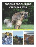 Pooping Pooches Dog Calendar 2020   Pooping Pooches Mini Calendar