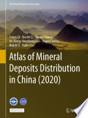Atlas of Mineral Deposits Distribution in China  2020
