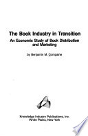 The Book Industry in Transition