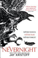 Nevernight  The Nevernight Chronicle  Book 1