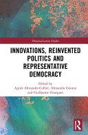 Innovations  Reinvented Politics and Representative Democracy